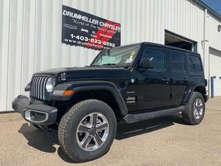 2020 Jeep Wrangler Unlimited Sahara Wagon