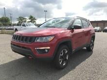 2018 Jeep Compass Trailhawk **Toit Pano, GPS, ENS. Chauffant** VUS