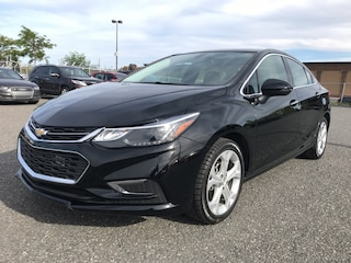 2018 Chevrolet Cruze Premier **Cuir, ENS. Chauffant, Camera + WOW** Berline
