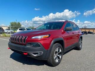 2015 Jeep Cherokee Trailhawk *Toit Pano, ENS. Chauffant, ENS. Techno* VUS