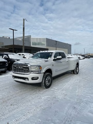 2019 Ram 3500 Limited Camion Crew Cab