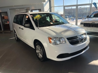 2019 Dodge Grand Caravan Canada Value Package Mini-Fourgonnette