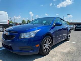 2012 Chevrolet Cruze LT **Turbo, A/C, Cruise, Bluetooth, Manuel** Berline