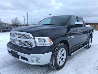 2017 Ram 1500 Laramie **Crew CAB, GPS, Cuir, ENS. Chauffant** Camion cabine Crew