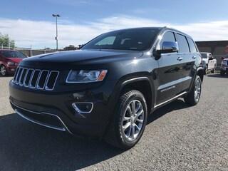 2014 Jeep Grand Cherokee Limited **Toit, ENS. Chauffant, CAMÉRA** VUS