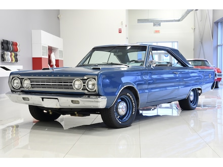 1967 Plymouth Belvedere - Coupé