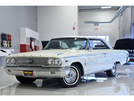 1963 Ford Galaxie - Coupé