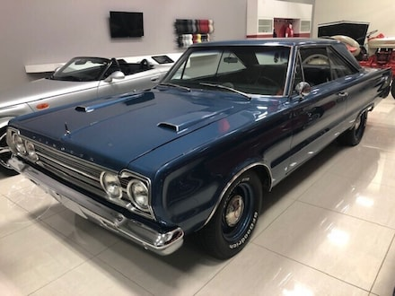 1967 Plymouth Belvedere - Coupe