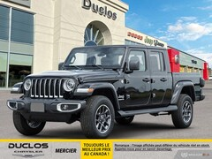 2021 Jeep Gladiator Overland 4x4 Crew Cab 5 ft. box