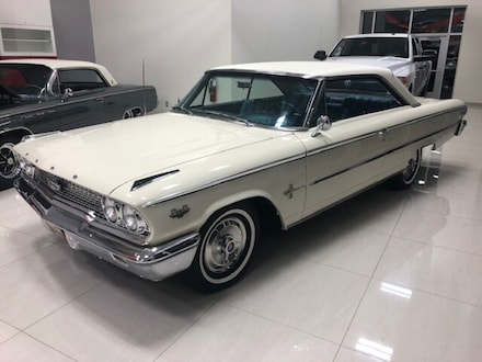 1963 Ford Galaxie - Coupe