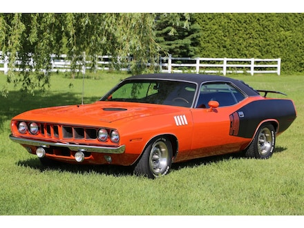 1971 Plymouth Barracuda 340 - Coupe