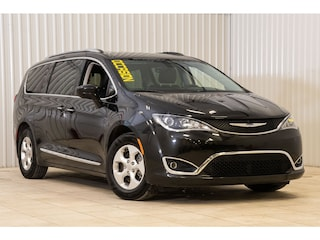 2017 Chrysler Pacifica Touring-L Plus Camera Cuir Chauff Angles Morts