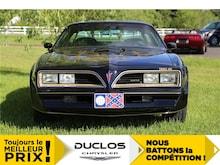 1977 Pontiac Firebird Bandit Special Edition Coupé