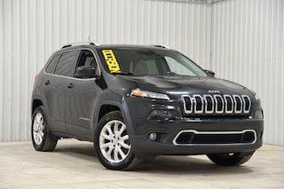 2015 Jeep Cherokee Limited VUS