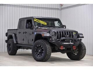 2020 Jeep Gladiator Rubicon 4x4 Cuir Chauff Camera NAV V6 VUS
