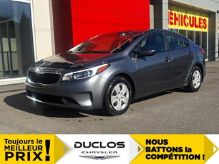 2017 Kia Forte LX  Manuelle Cruise Bluetooth Berline
