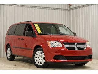 2016 Dodge Grand Caravan Wgn Canada Value Package V6 Cruise A/C Camera