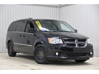 2015 Dodge Grand Caravan Crew Bancs/Volant Chauf Demarreur GPS Stow N GO
