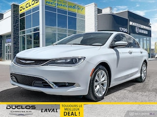 2015 Chrysler 200 C Berline