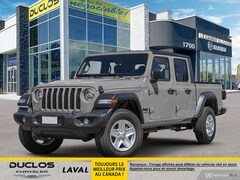 2021 Jeep Gladiator Sport S 4x4 Crew Cab 5 ft. box