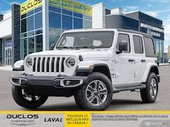 2021 Jeep Wrangler Sahara 4x4