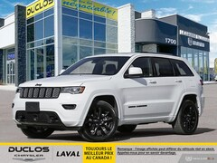 2021 Jeep Grand Cherokee ALTITUDE - PROMO LOCATION 4x4