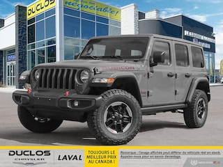 2021 Jeep Wrangler Unlimited Rubicon VUS