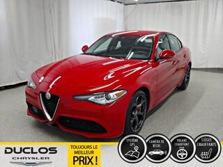 2018 Alfa Romeo Giulia *Liquidation*Ti Sport AWD Cuir Camera NAV Berline