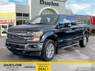 2018 Ford F-150 XL 4WD Supercrew 5FT GPS Camera Marche-Pied Camion