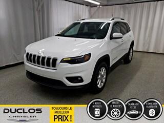 2019 Jeep Cherokee 4x4 CAMÉRA Mags 17 Tissus Bluetooth VUS