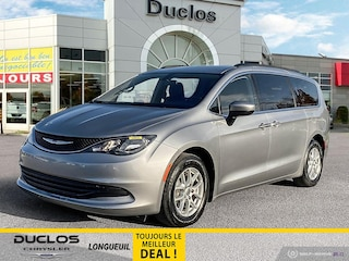 2019 Chrysler Pacifica Touring Bancs Chauff Demarreur Cmera Mags Mini-Fourgonnette