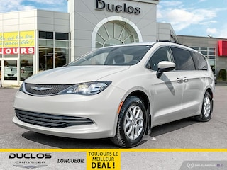 2017 Chrysler Pacifica LX A/C 3 ZONES STOW N'GO BLUETOOTH CRUISE Van