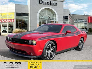 2013 Dodge Challenger RT V8 Cuir Chauff Toit Ouvrant Mags Cruise Coupé