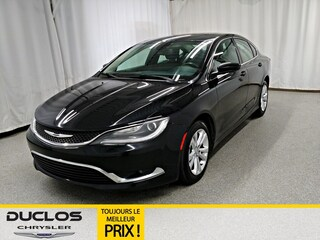 2015 Chrysler 200 Limited*Bancs Chauff*Bluetooth*Mags 17* Berline