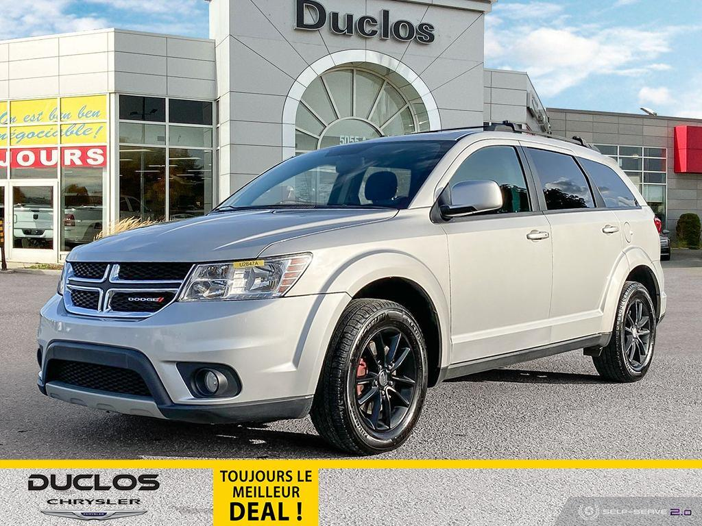 2014 Dodge Journey SXT FWD