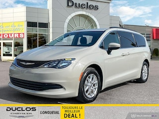2019 Chrysler Pacifica V6 Bancs/Volant Chauff Portes Elect Mags Cruise Mini-Fourgonnette