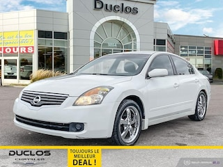 2009 Nissan Altima S Mags Cruise A/C Berline