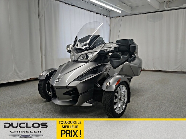2013 Can-Am Spyder SM5 RT Touring Moteur 998 CC V-Twin Mags 15 Roadster
