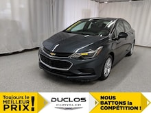 2017 Chevrolet Cruze LT*Bluetooth*CAMÉRA*Mags 16*Bancs Chauffant Sedan