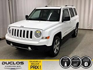 2017 Jeep Patriot High Alt Liquidation! VUS