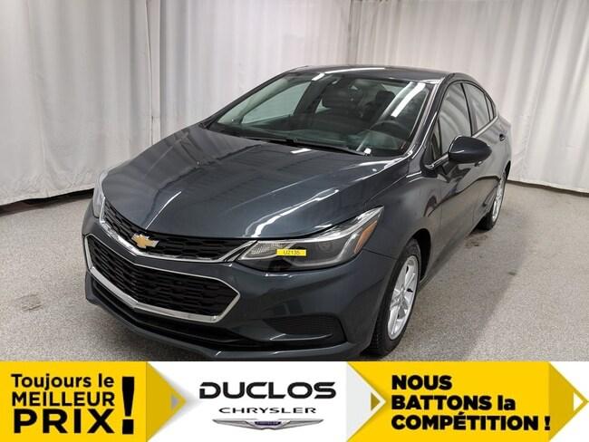 2017 Chevrolet Cruze LT*CAMÉRA*Bluetooth*Mags* Berline
