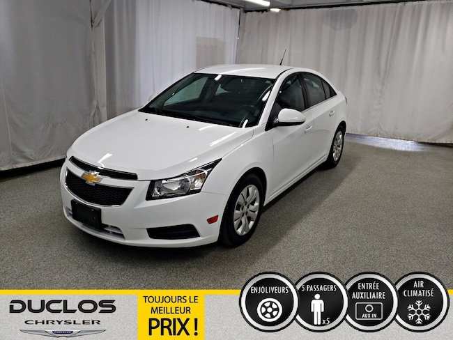 2014 Chevrolet Cruze 1LT Bluetooth Carfax Sans Incident Berline
