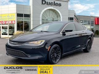 2015 Chrysler 200 4dr Sdn LX FWD Tissus Cruise A/C Berline