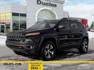 2018 Jeep Cherokee LiquidationTrailhawk V6 4X4 Hitch Liquidation VUS