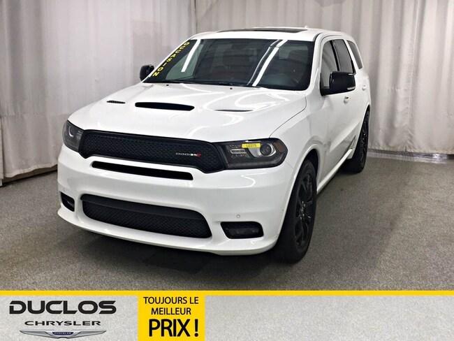 2019 Dodge Durango R/T Blacktop Toit GPS CAMÉRA TOW Package VUS