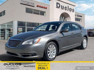 2012 Chrysler 200 Touring Bancs Chauff Mags Cruise Demarreur Berline
