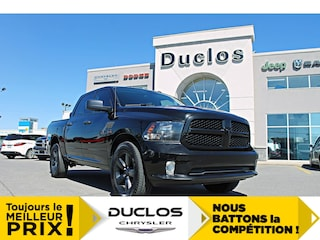 2017 Ram 1500 Express*Crew*Fogs*Mags 20*Bluetooth*Hitch* Camion cabine Crew