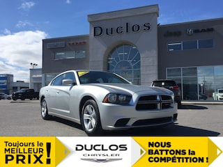 2012 Dodge Charger SE*A/C 2 Zones*Cruise*Mags 17* Berline