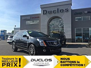 2016 Cadillac SRX Premium Collection Cuir Toit Pano GPS Mags VUS