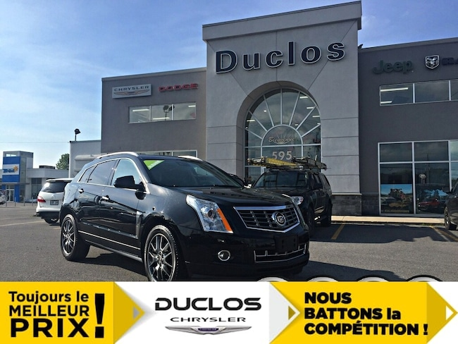 2016 Cadillac SRX Premium Collection Cuir Toit Pano GPS Mags VUS